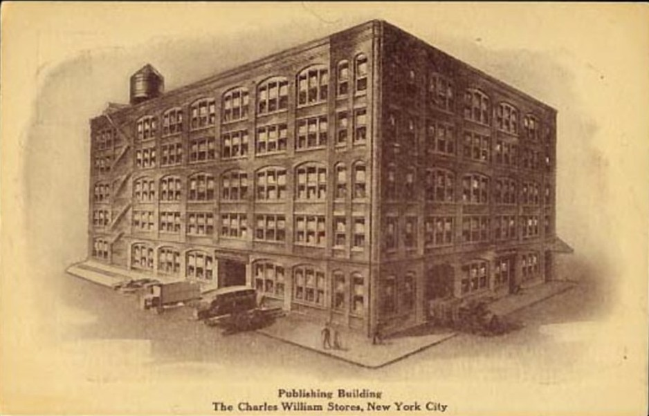 The Charles William Stores